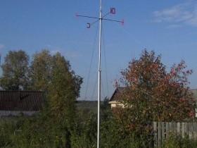 Самодельная ветряная электростанция