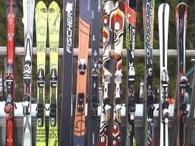 Где купить горные лыжи?
