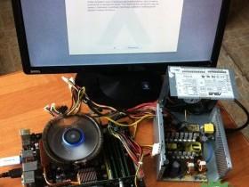 Установка Mac OS X на PC