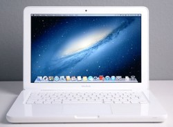 Модернизация MacBook White
